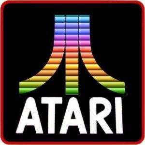 Atari Logo for shop item