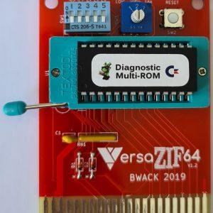 C64/128 Multi Diagnostic Cart