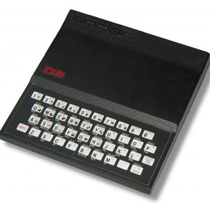Image of a Sinclair ZX-81 Computer