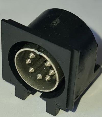 Atari 260ST PCB Power Socket