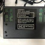 Refurbed Alphacom Printer-IMG_2119